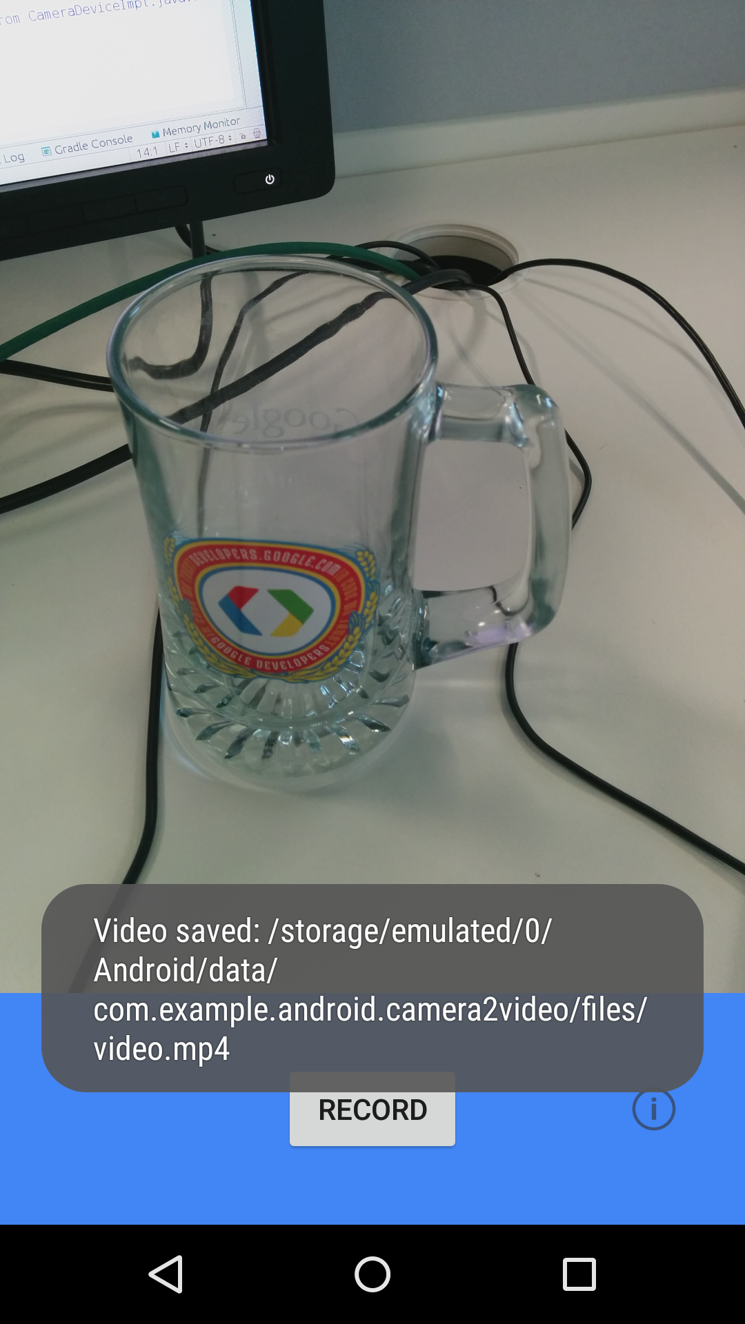 android-Camera2Video by googlesamples