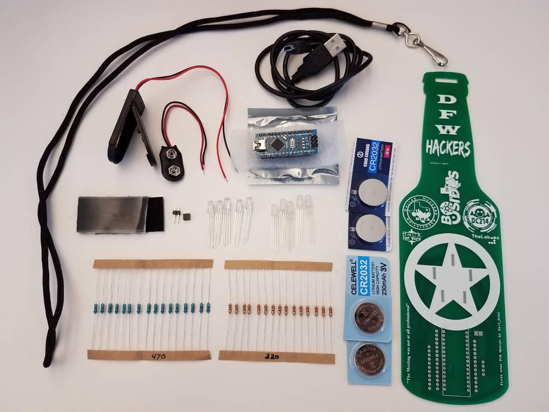 Badge Kit Image