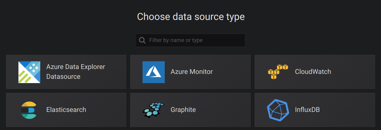 Data Source Type