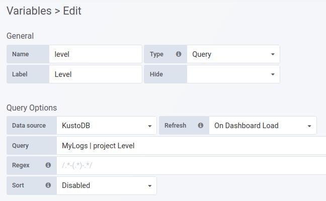 Azure Data Explorer Datasource plugin for Grafana | Grafana Labs