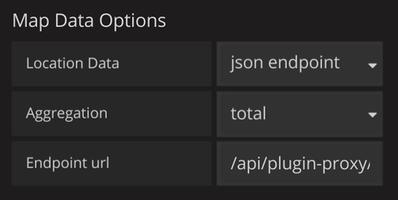 Worldmap Options for JSON