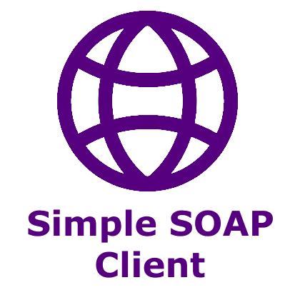 SimpleSOAPClient icon