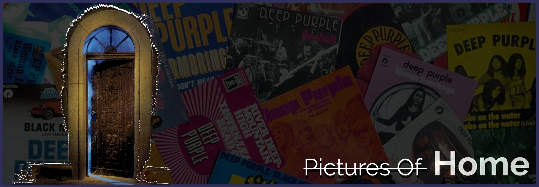 The Deep Purple Network Project