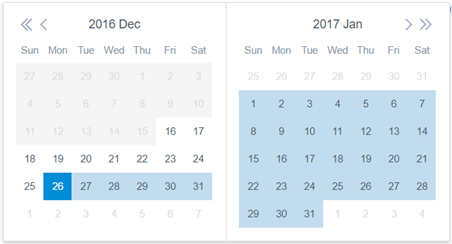 Full-featured DatePicker jQuery Plugin