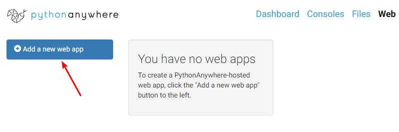 Web 面板