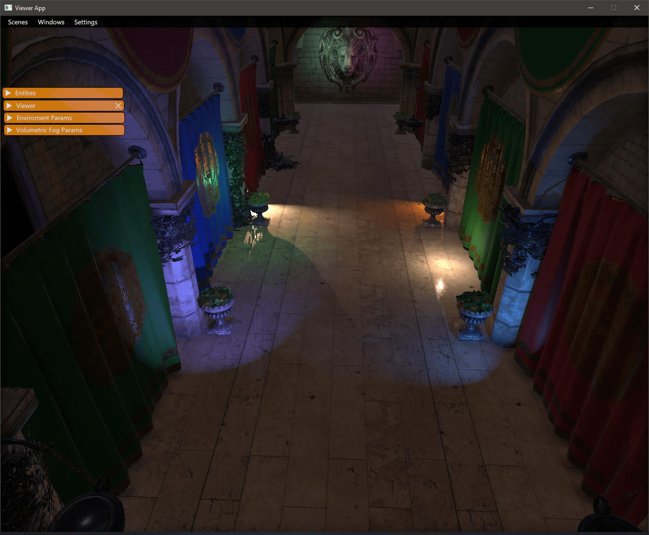 Deferred Lighting using 3D clustering and GPU culling