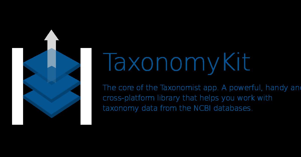 TaxonomyKit