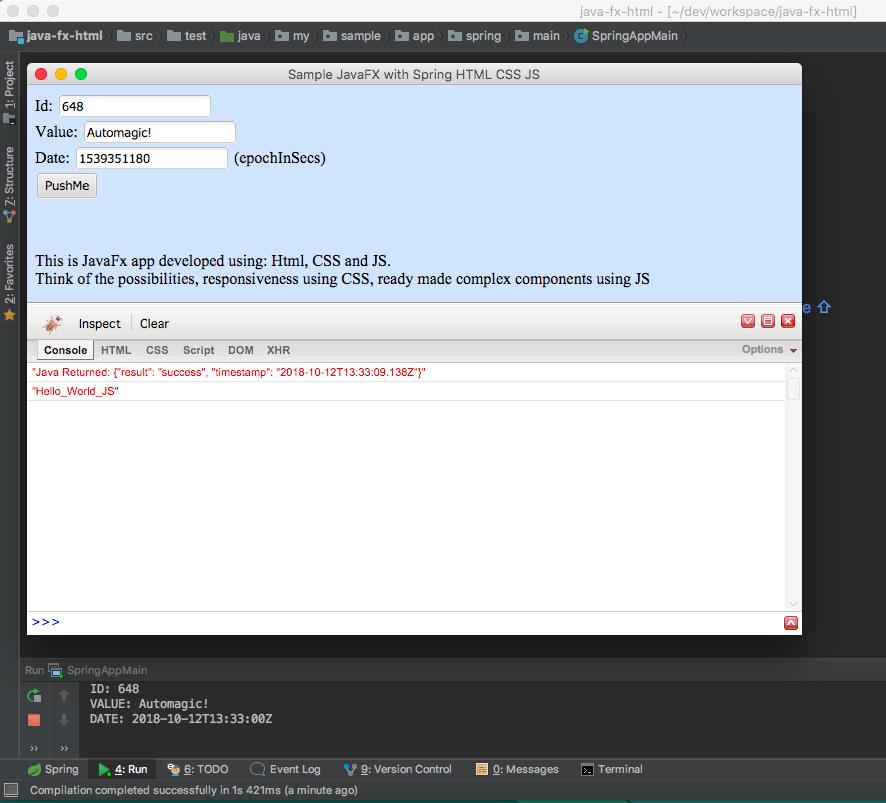 GitHub - guikeller/java-fx-html: Java FX Html Bridge
