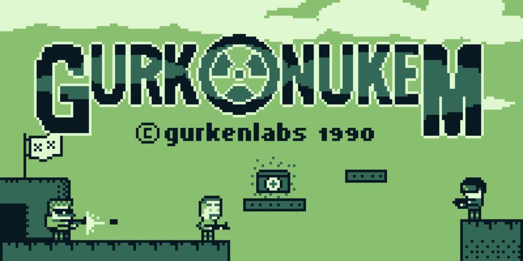 Gurk Nukem Title