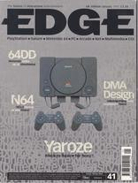 Edge Magazine issue 41 - Net Yaroze special, January 1997