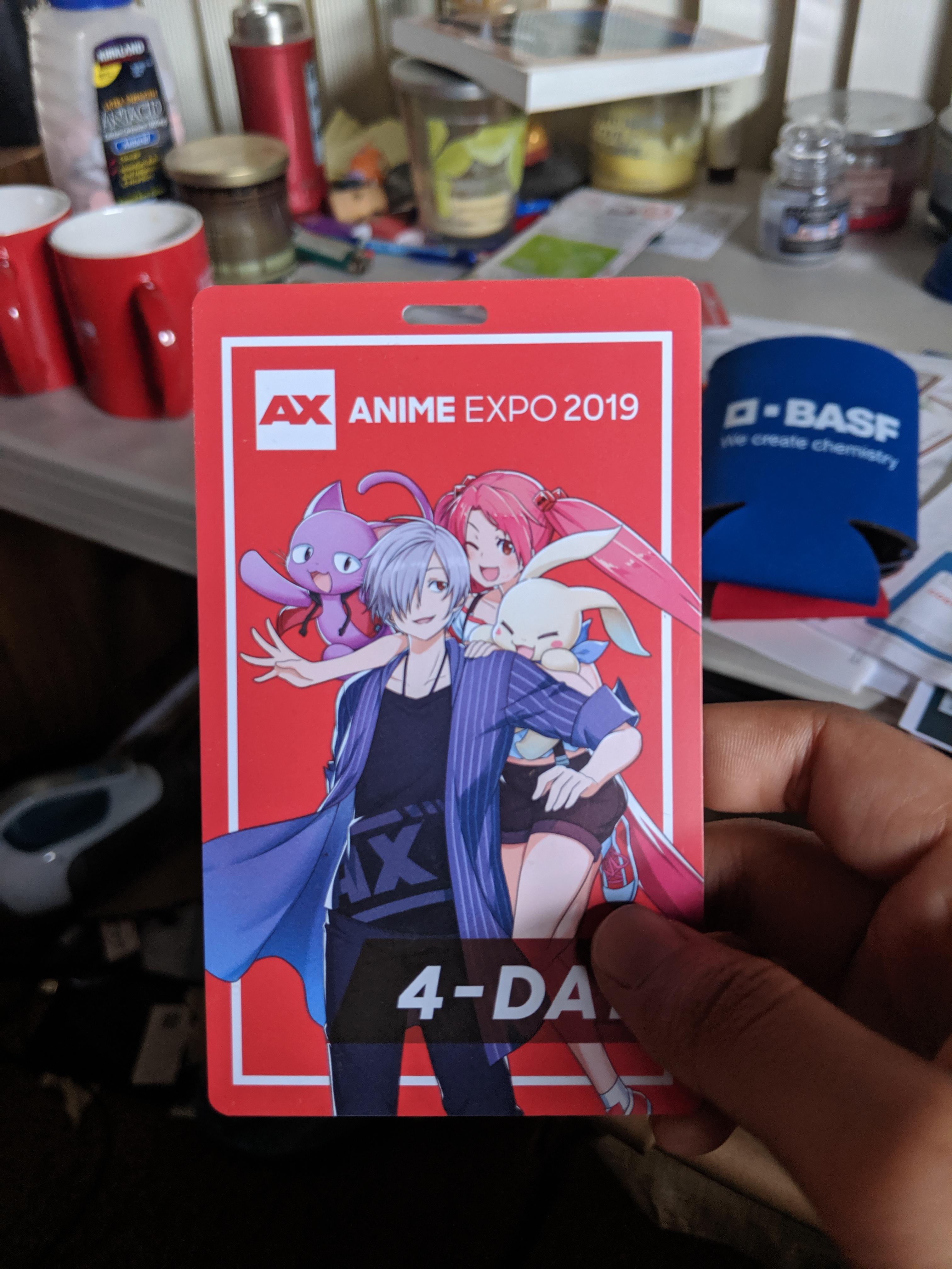 AX Badge