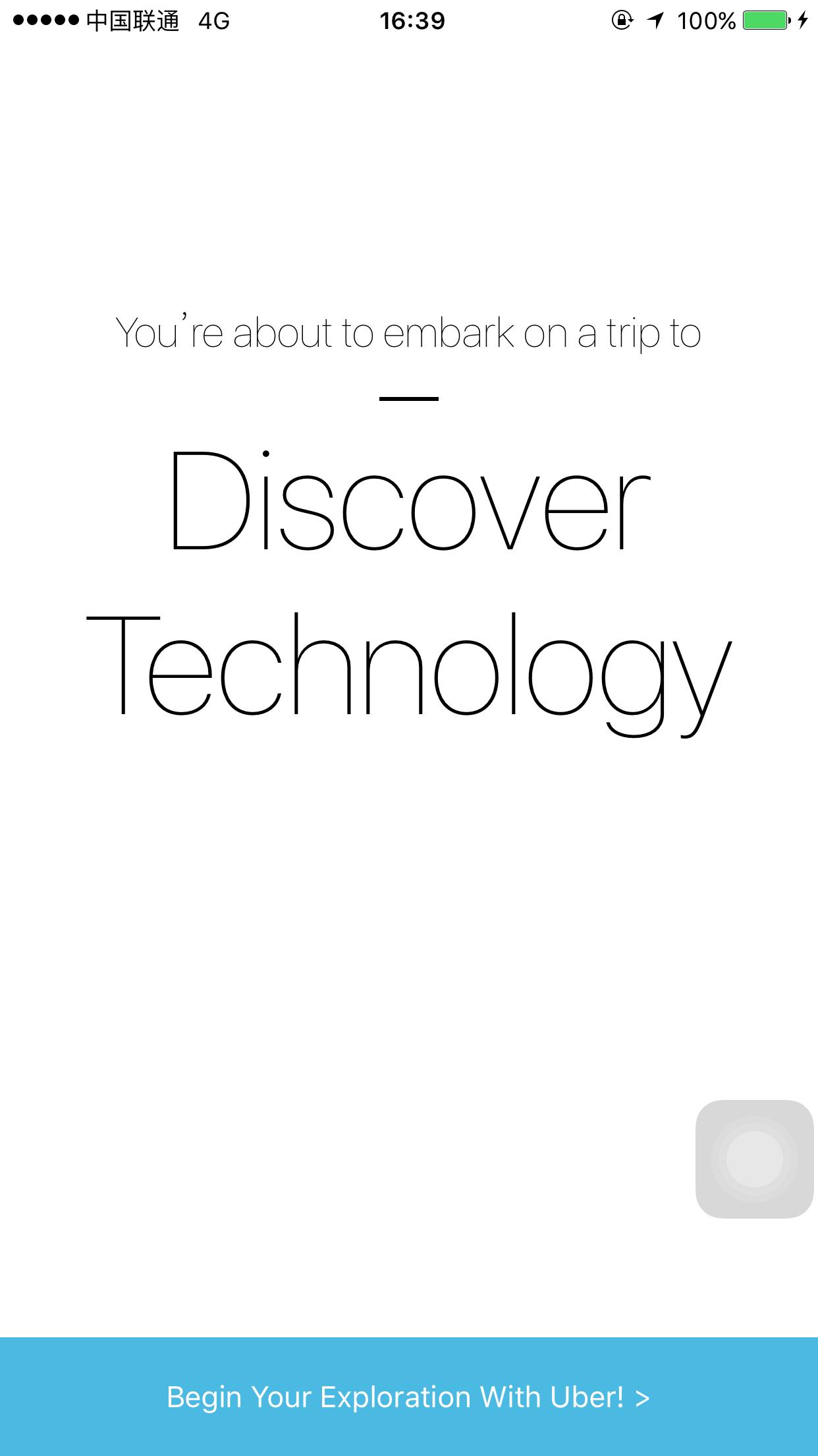 GitHub - hACKbUSTER/UberGuide-iOS: Third Prize for Uber