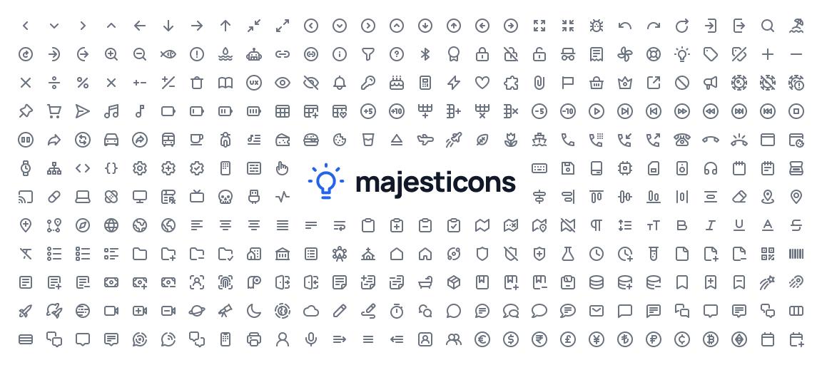 Majesticons