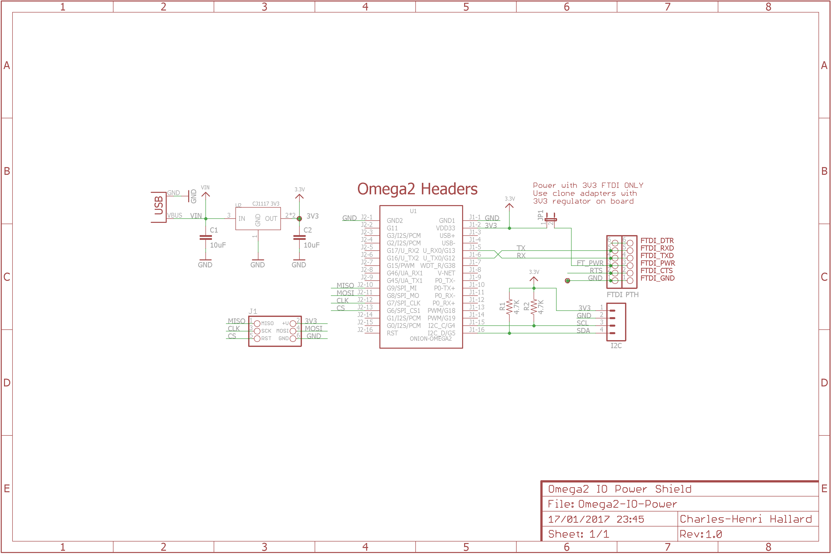 Github Hallard Omega2 Io Power Ftdi Spi I2c Shield For Click On The Schematic To Open A Larger Version In New Window Or Schematics Basic Image Zoom
