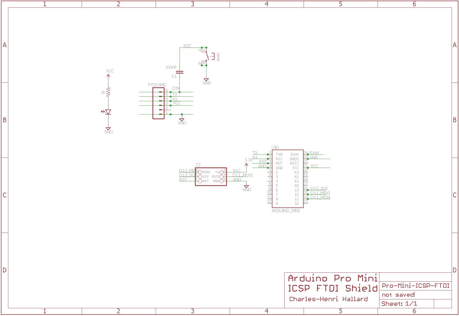 GitHub - hallard/Pro-Mini-ICSP-FTDI: Arduino Pro Mini ICSP and FTDI on arduino uno schematic, arduino mega schematic, arduino circuit schematic, arduino board schematic, arduino shield schematic, switch schematic, arduino nano schematic, arduino servo projects,