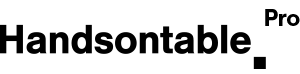 Handsontable Pro logo