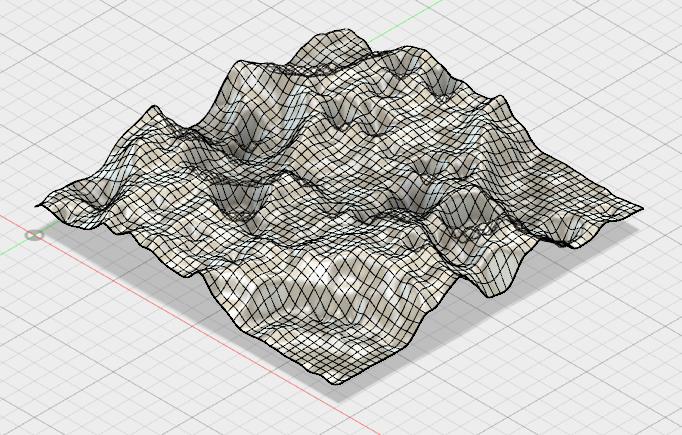 Moon - T-Spline created from mesh
