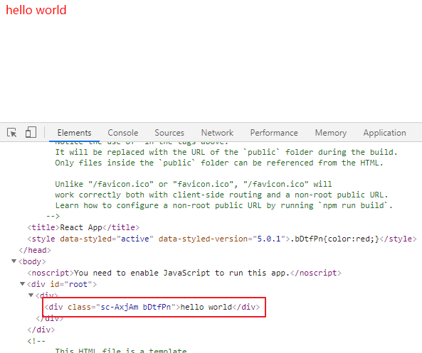 聊一聊 React 中的 CSS 样式方案