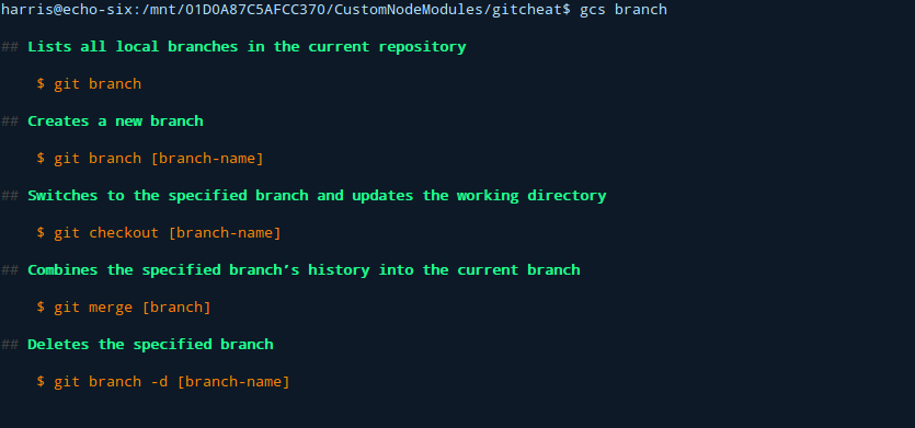 git how to delete branch terminal