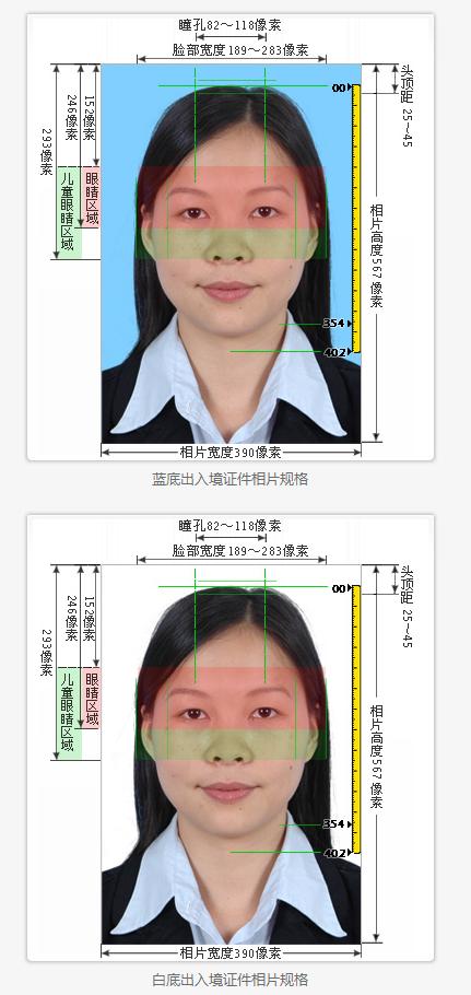 照片技术标准