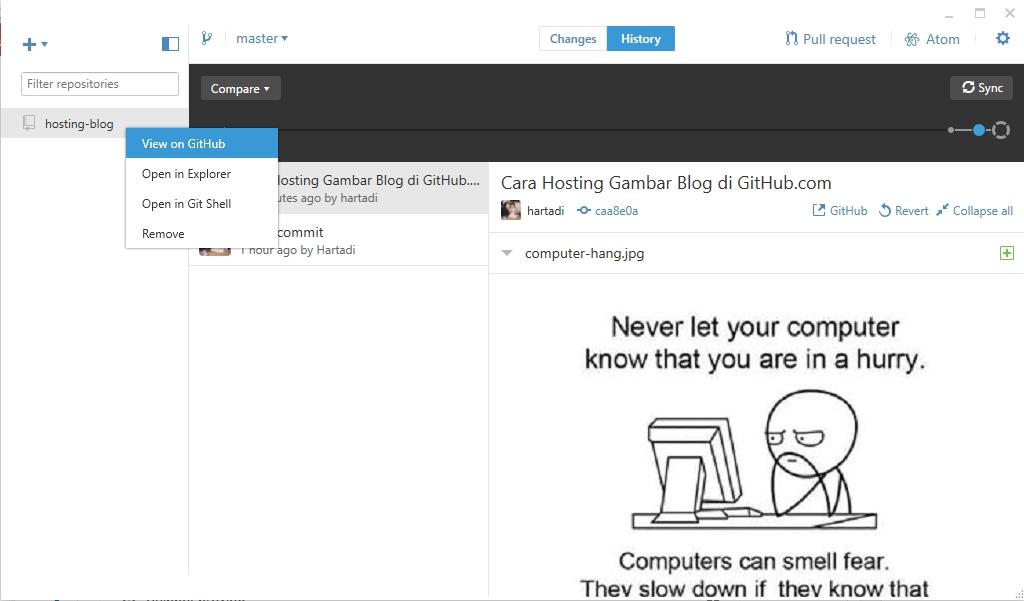 GitHub - View on GitHub