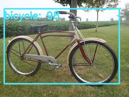 Classified Bicycle