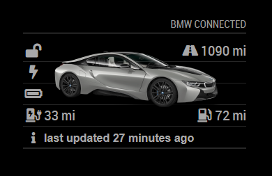 MMM-BMWConnected