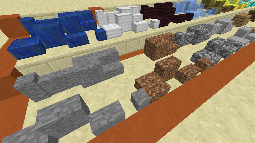 Minecraft Tons Of Building Blocks Mod