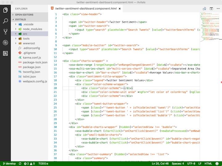 html demo