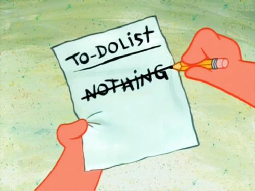 TODO: Nothing