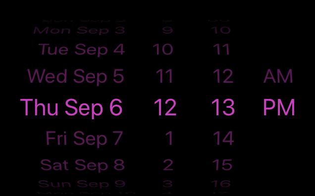 henninghall/react-native-date-picker: React Native Date