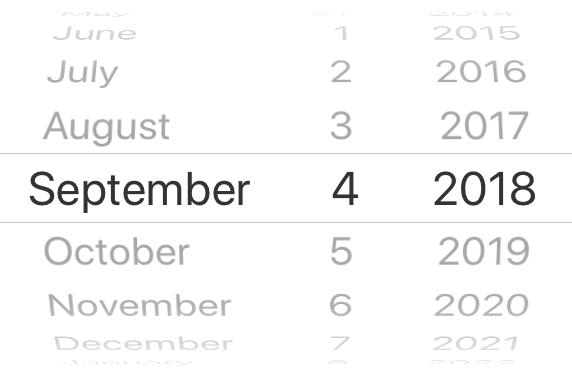 henninghall/react-native-date-picker: React Native Date Picker - A