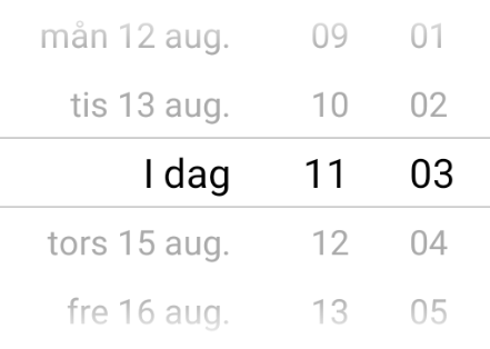 React Native Date picker locale language android