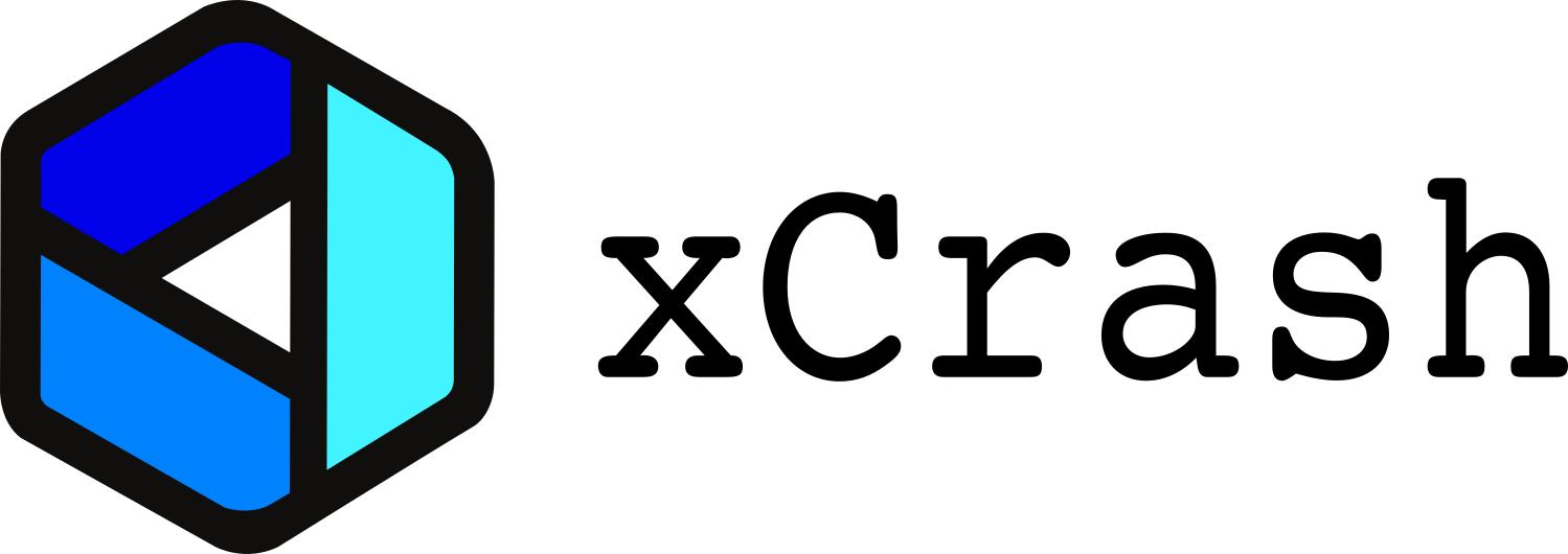 xCrash Logo