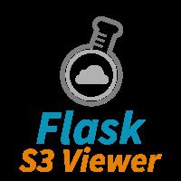 Flask-S3-Viewer-logo