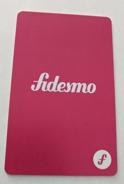 Fidesmo Card