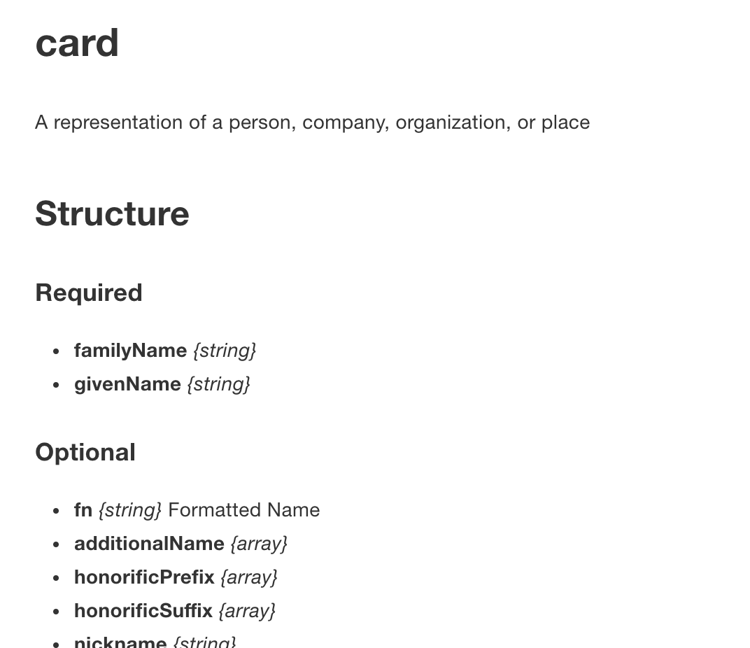 Card Docs Example Image