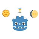 Godot 3 2D Day/Night Cycle's icon