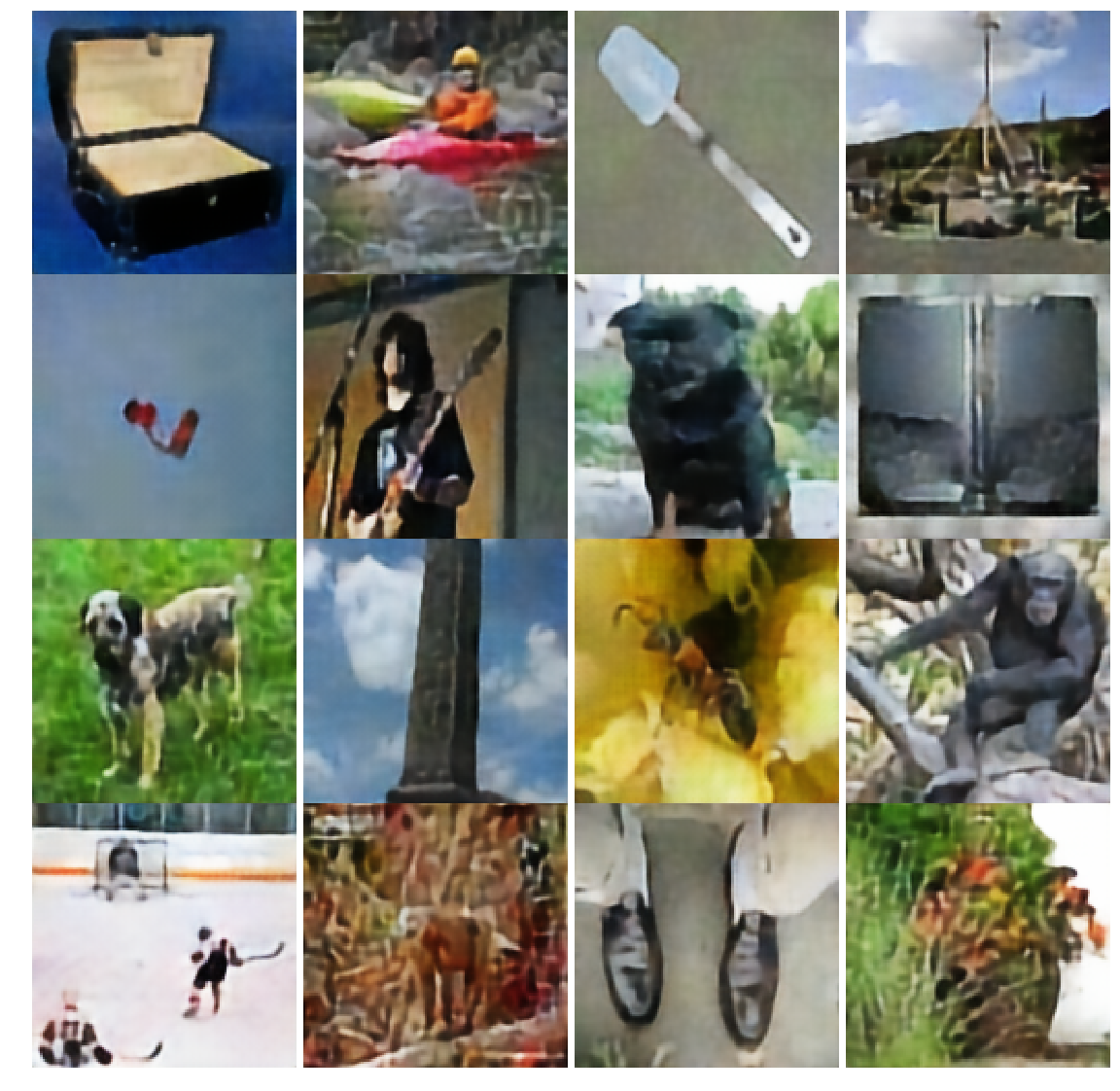 Imagenet Reconstructed Images