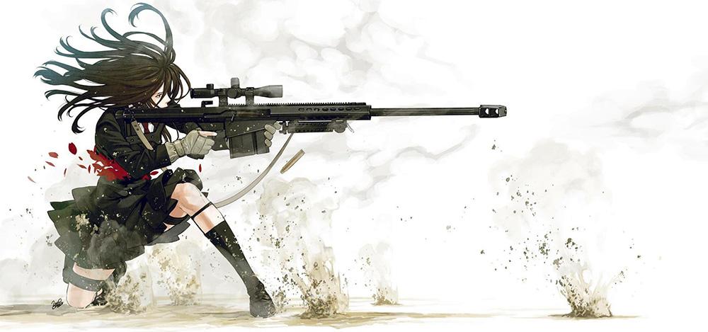 Sniper!