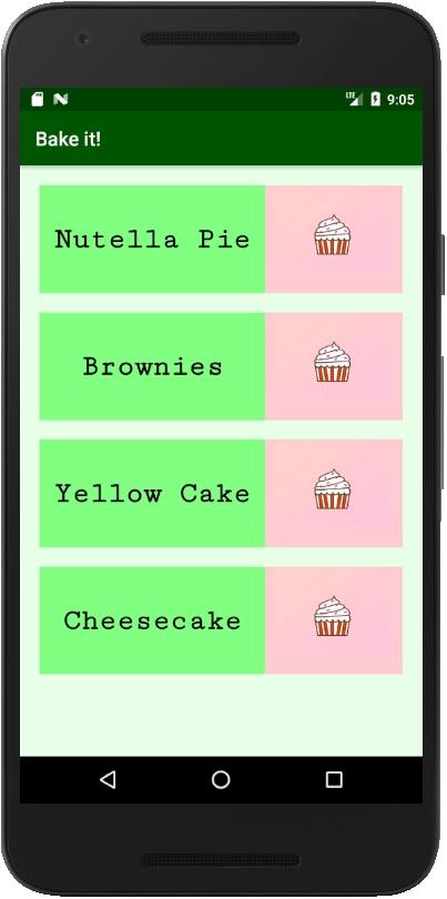 Select a Recipe - Portrait (Phone)