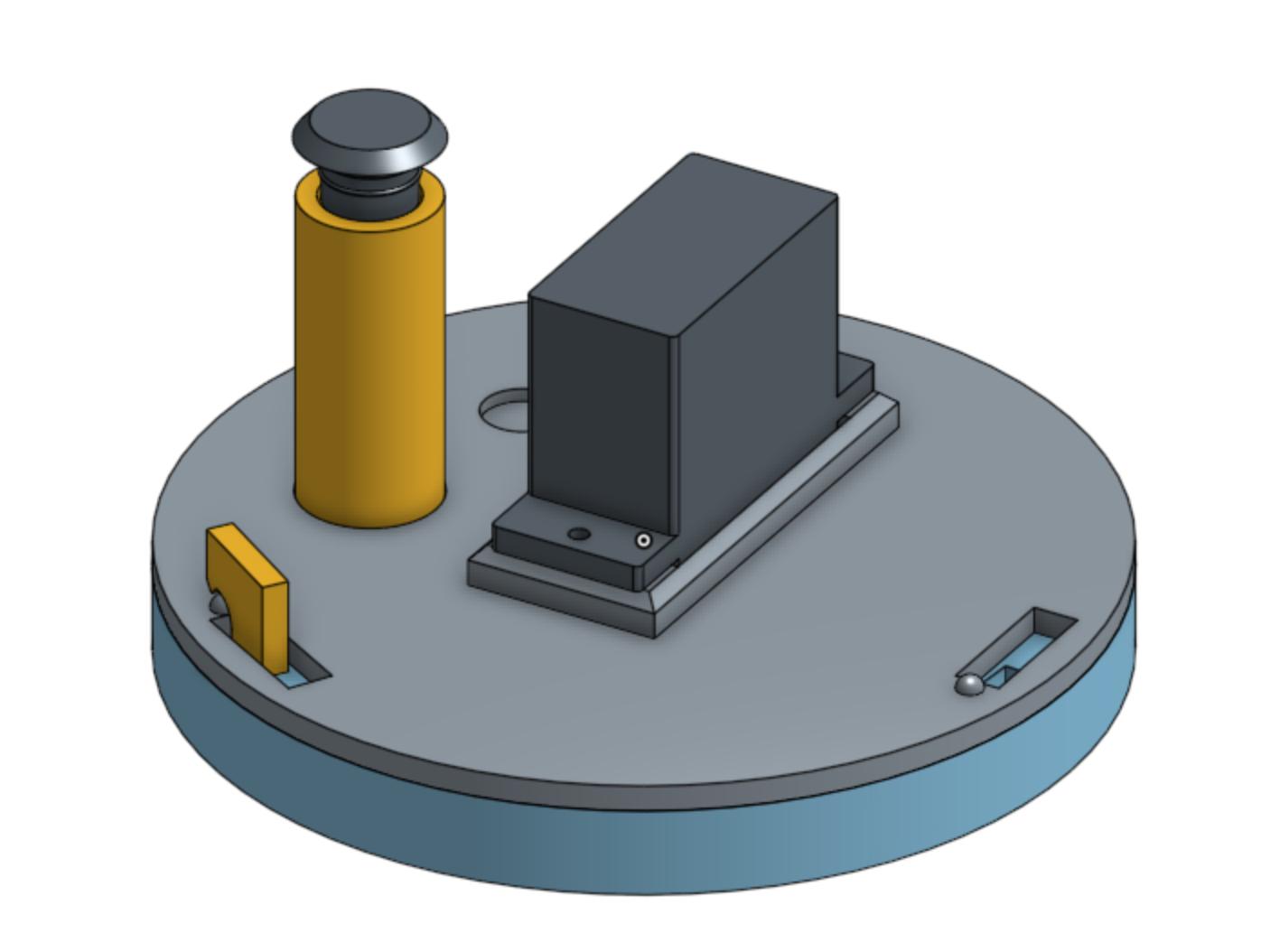 CAD model rendering
