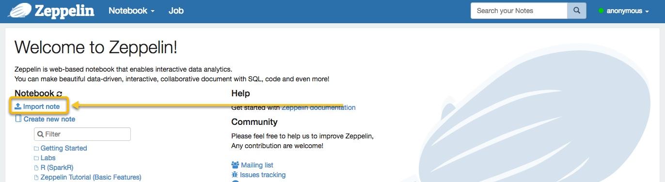 Open Zeppelin UI