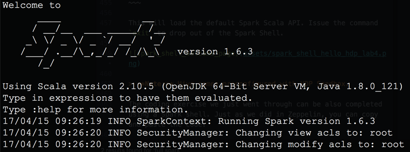 spark_shell_welcome_page