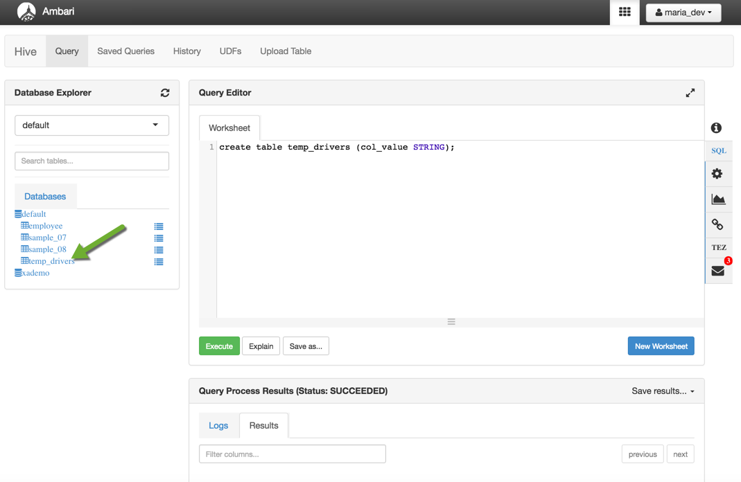 database_explorer