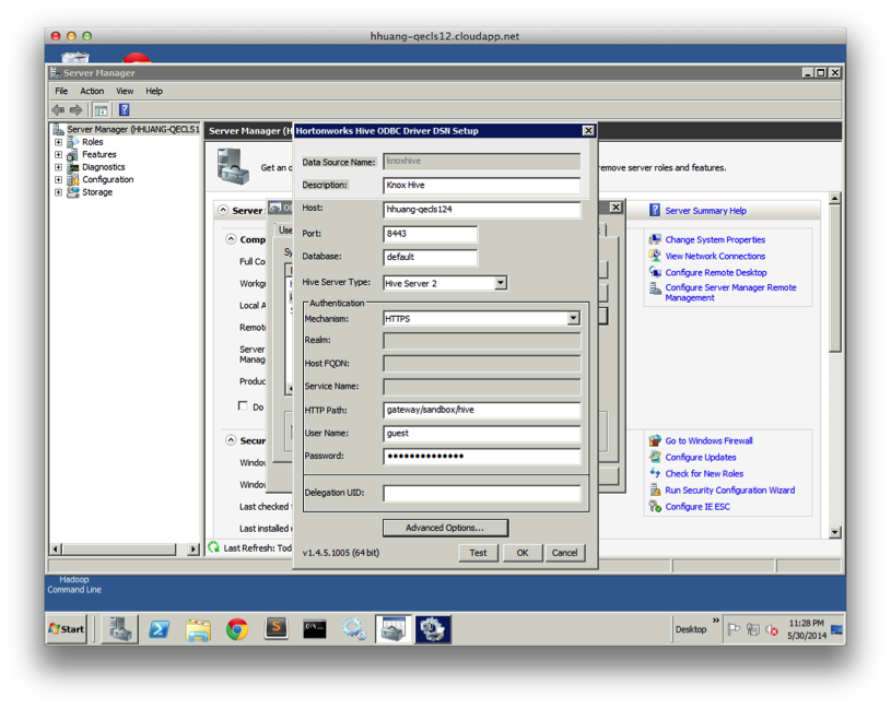 simba_odbc_access