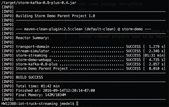 maven_success_for_IDE_storm_project