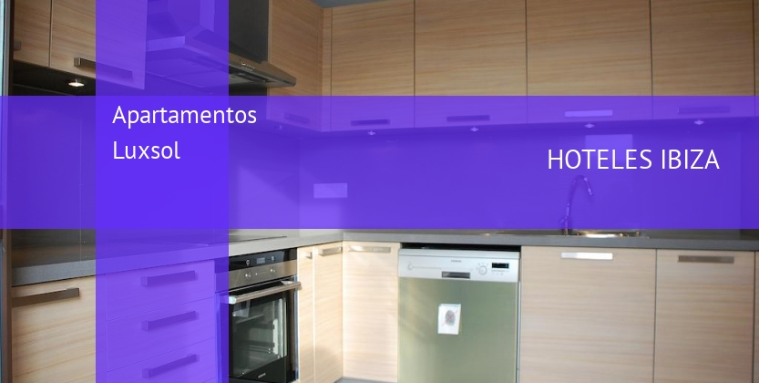 Apartamentos Luxsol booking