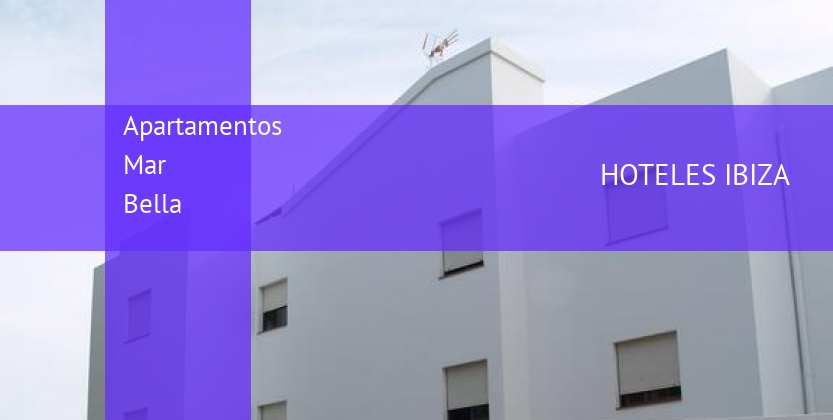 Apartamentos Mar Bella booking