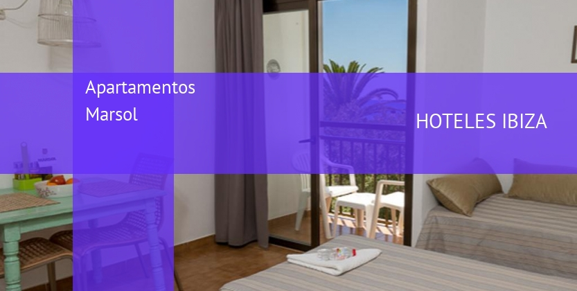Apartamentos Marsol booking